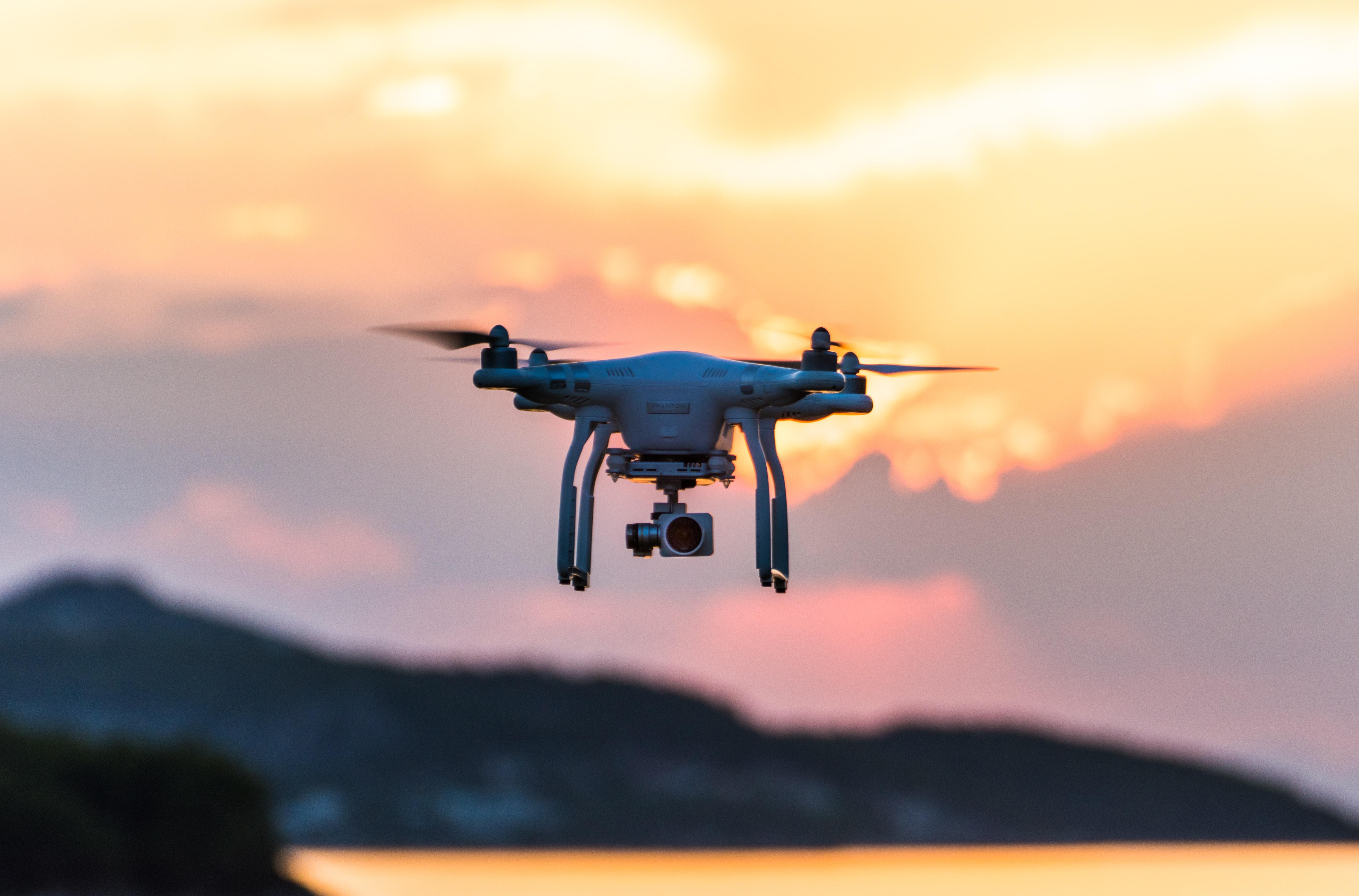Rescue Drone R&D